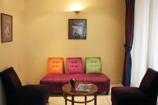 New Hotel Candide: Salon