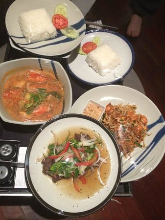 The Slate: Room service