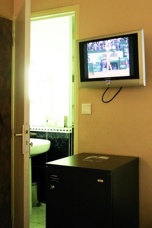 New Hotel Candide: Chambre