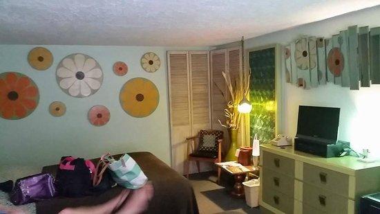 Room at Sandy Cove Inn