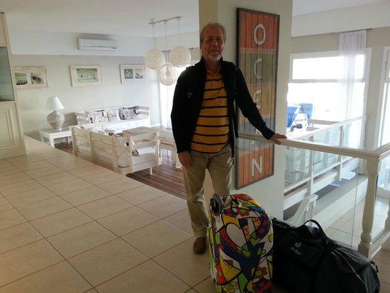 Atlantico Boutique Hotel: INDO EMBORA E VOLTAREI