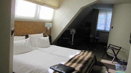 Le Parc Hotel Restaurant & Spa: Notre chambre