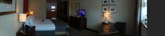 InterContinental Hotel Warsaw: Clubrum??? Troligen ett standardrum