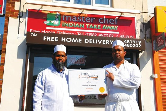 Masterchef Indian Takeway Luton