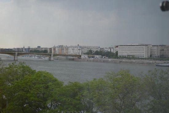 Novotel Budapest Danube : прогулка