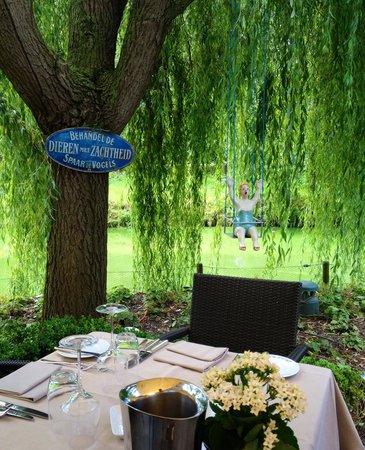 Kasteel Terworm : Terrace Cafe