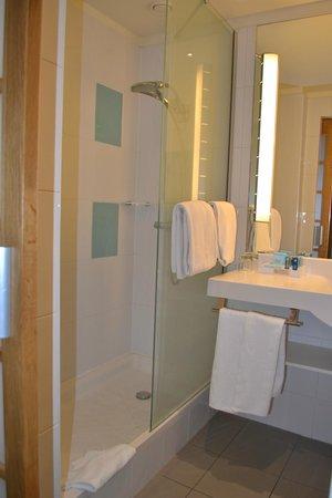 Novotel Budapest Danube : ванная комната