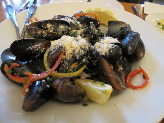 Beresford's Restaurant & Pub : Mussels