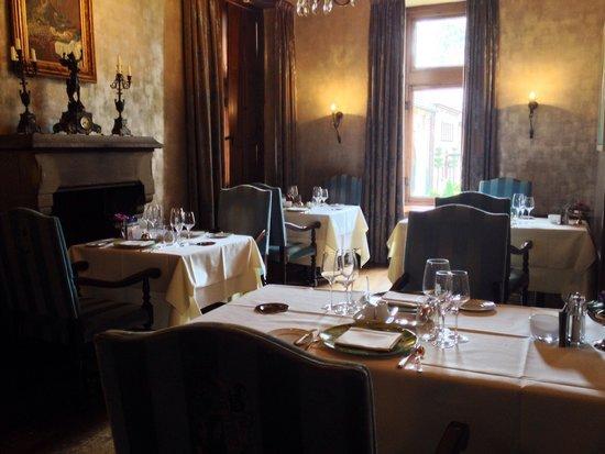 Kasteel Terworm : The hotel restaurant