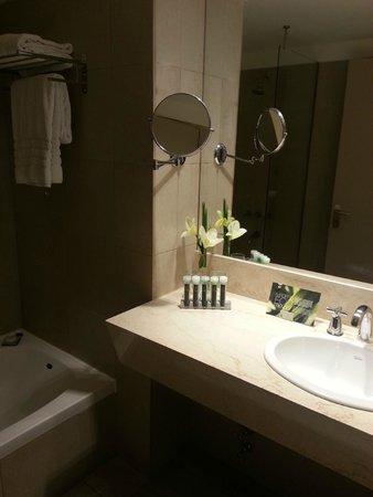 Hotel Madero: Baño