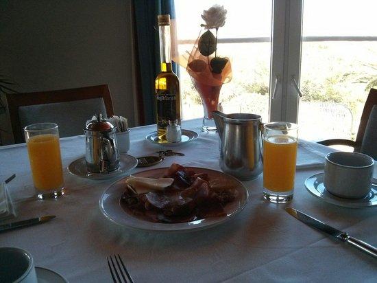Parador de Melilla : Desayuno :)