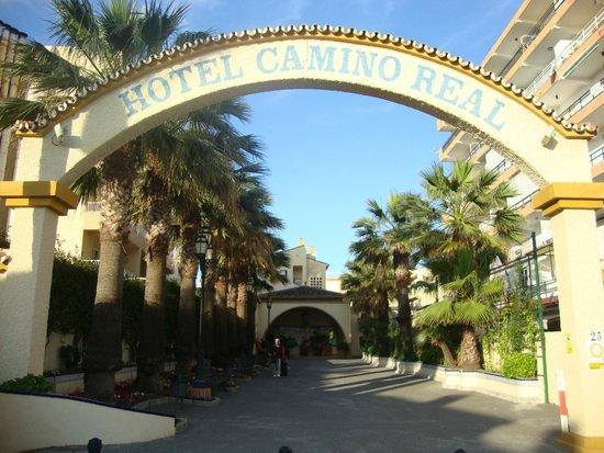 Hotel Pueblo Camino Real: entrée principale du club