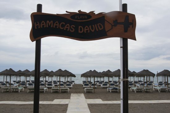 Hotel Pueblo Camino Real: la plage