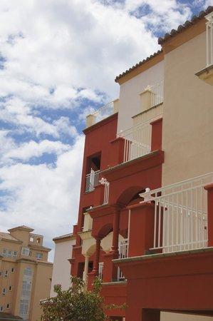 Hotel Pueblo Camino Real: nouveau bâtiments côté gauche
