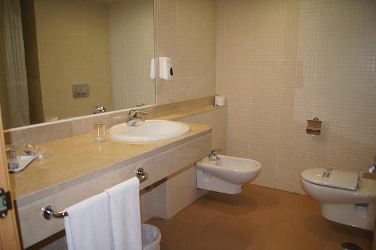Hotel Pueblo Camino Real: salle de bain