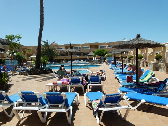 Hotel Arena: Les piscines