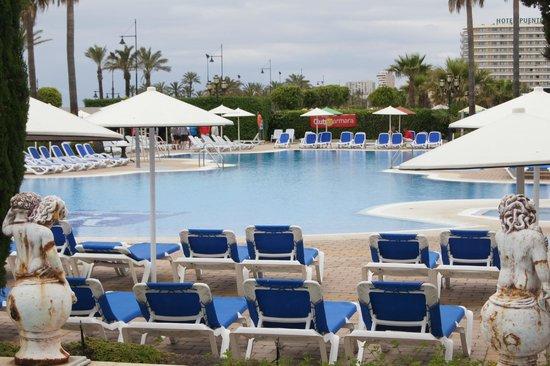 Hotel Pueblo Camino Real: piscine