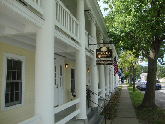 Essex Inn on the Adirondack Coast: Incredible