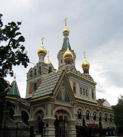 Russian Orthodox Cathedral of St. Nicholas: Russian orthodox church-Vienna