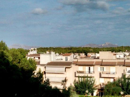 SuneoClub Haiti: View towards mountains