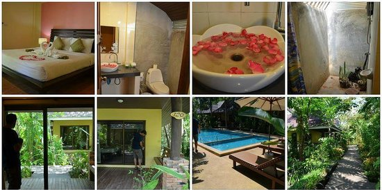 Sunda Resort - Room - hotel - bathroom - pool