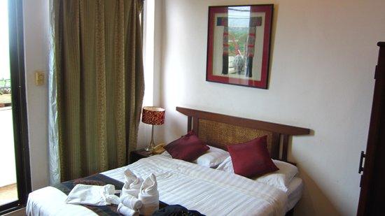 Inter City Boutique Hotel: 部屋
