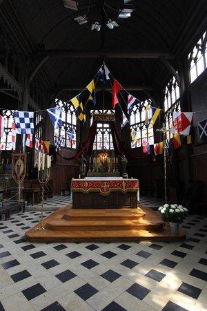 Église Sainte-Catherine : Chiesa di Santa Caterina