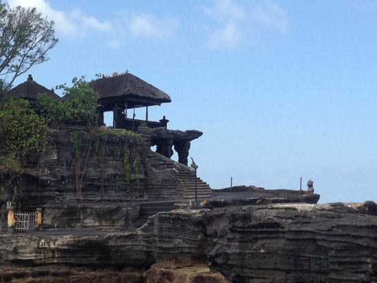 Tanah Lot Temple : View