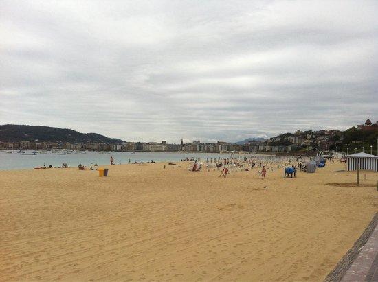 Playa de Ondarreta: Ondarreta