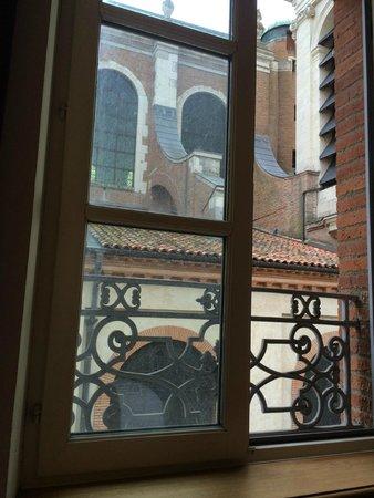 Mercure Montauban : Vue sur la Cathédrale Notre-Dame Montauban