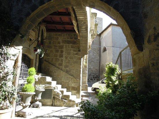 Viterbo Historic Centre : Сан-Пелегрино