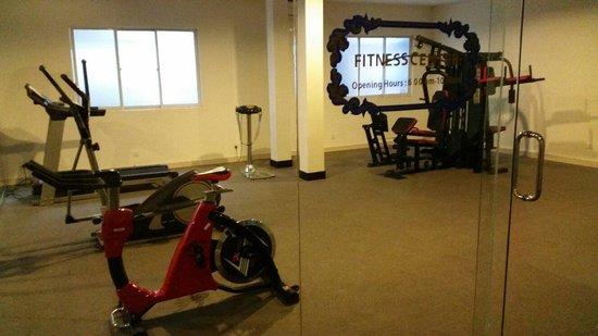 Asia Tune Hotel: The Fitness Corner