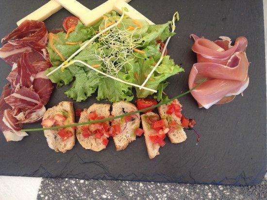 Barco Beach Restaurant: L'apéro