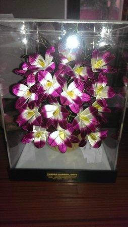 Thread Garden: Orchids