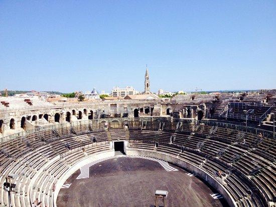 Arènes de Nîmes : Arenes de Nimes