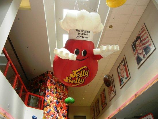 Jelly Belly Factory Tour: Jelly Belly Factory Fairfield, CA