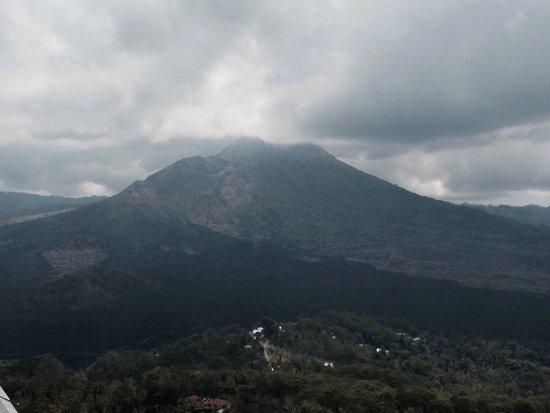 Mount Batur: The volcano