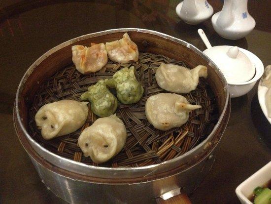 China Culture Tour: Dumpling Show in Xi'an
