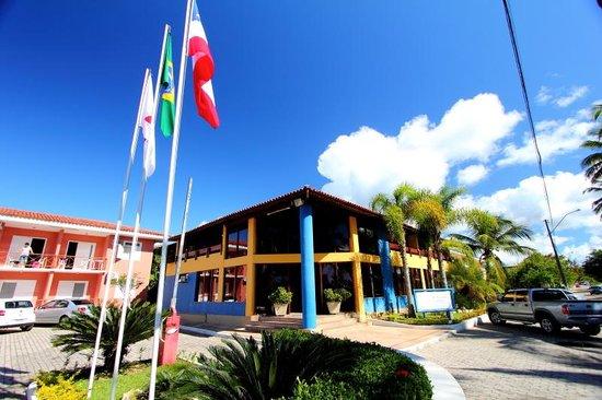 Boulevard da Praia Hotel: Fachada