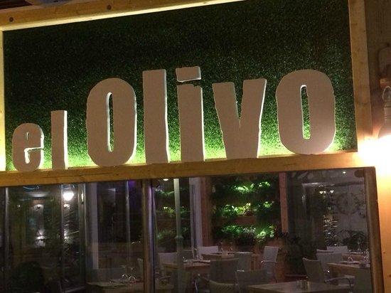 El Olivo Restaurant Gastrobar: Restaurante El Olivo