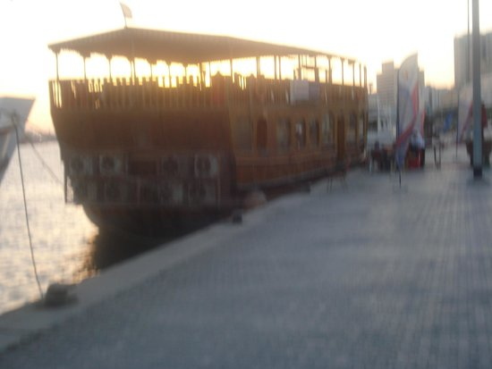 Dubai Creek: Creek