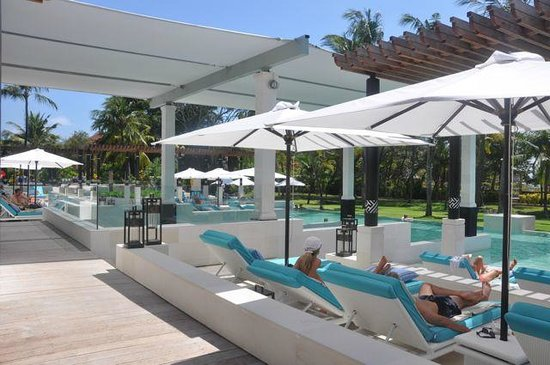 Club Med Bali: Quiet pool