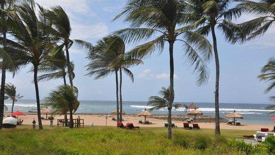 Club Med Bali: Tthe beach