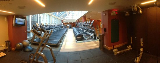 New York Hilton Midtown: Salle de fitness