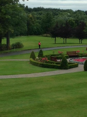 Slieve Russell Hotel Golf and Country Club: 2.5k walk/run