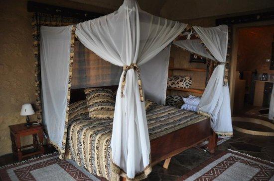 Rhino Watch Safari Lodge: Cottage