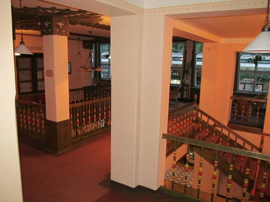 Jurkovicuv Dum Wellness Hotel: Hotel lounge