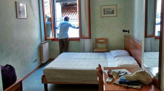 Locanda Silva: Double ensuite. Room 1
