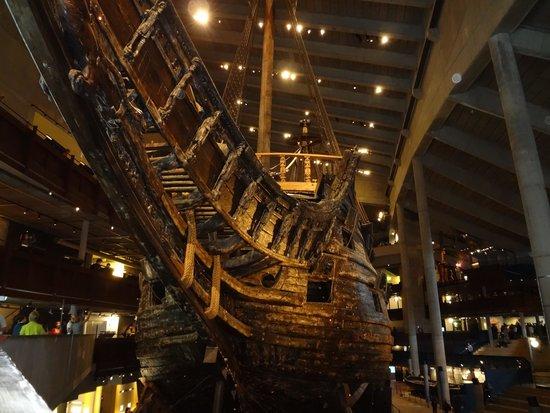 Vasa Museum: the amazing Wasa