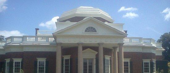 Thomas Jeffersons Monticello: Monticello